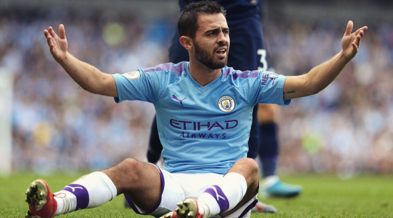 The truth behind Bernardo Silva's transfer talk amidst Man City Champions League ban