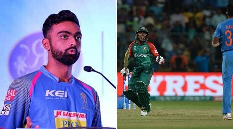 Jaydev Unadkat taunts Mushfiqur Rahim; appreciates Akbar Ali for not celebrating before winning U-19 World Cup vs India