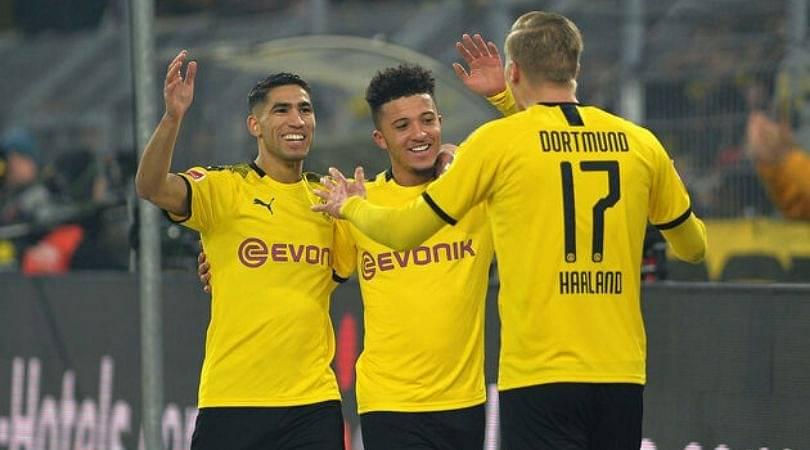 DOR vs HER Dream11 Prediction : Borussia Dortmund Vs Hertha Berlin Best Dream 11 Team for Bundesliga 2019-20