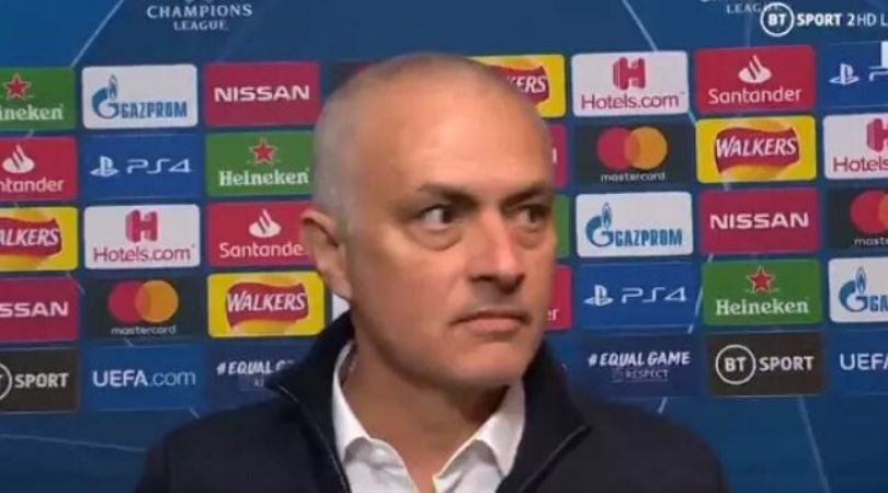 Jose Mourinho delivers powerful rant after defeat to RB Leipzig