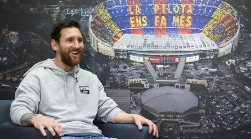 Lionel Messi opens up about his reactionary social media post against Eric Abidal