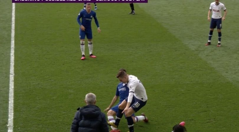 Giovani Lo Celso Red Card Controversy: Premier League VAR decision shocks once again