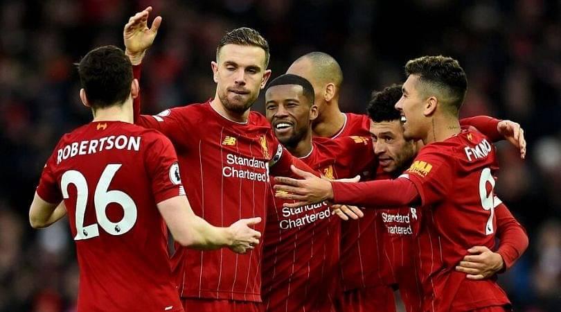 Liverpool's maiden Premier League title triumph comes in danger amidst Coronavirus threat