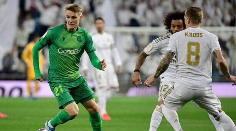 Martin Odegaard's highlights against Real Madrid advocates his return to Los Blancos