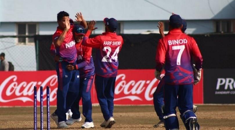NEP vs USA Dream11 Prediction : Nepal Vs USA Best Dream 11 Team for ICC CWC League 2 Match