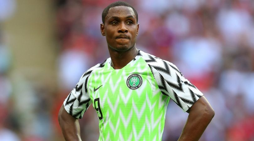 Odion Ighalo set to make Manchester United debiy against this side; Ole Solskjaer comfirms