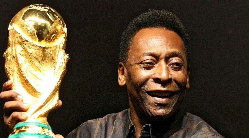 Pele is embarrassed to leave his house due to his ill-health claims his son