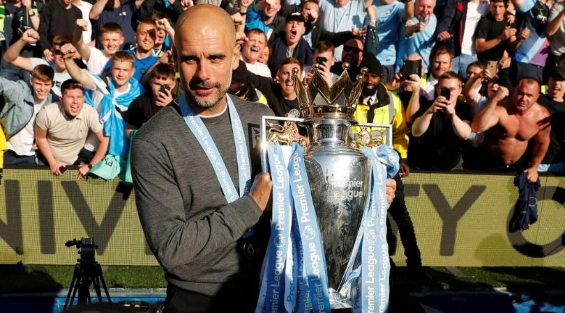 Pep Guardiola confesses his success only came by only managing World's top teams