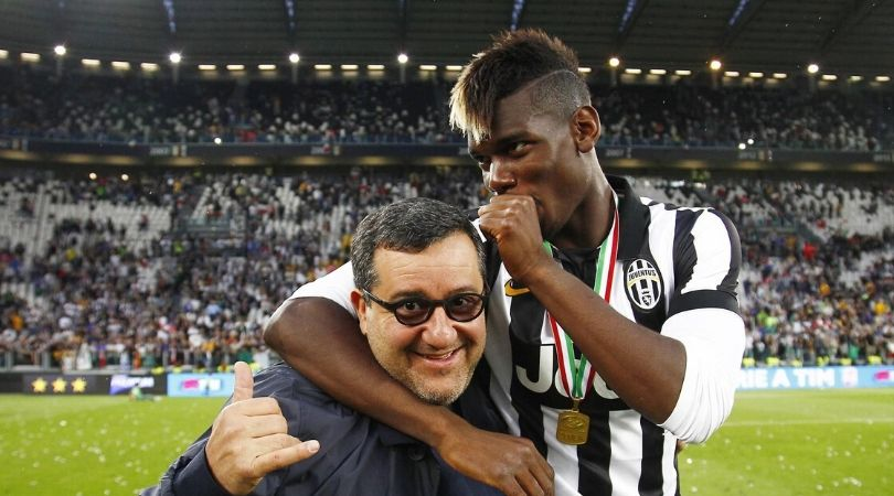Paul Pogba Transfer News: Mino Raiola claims Italy is second home for Manchester United sensation