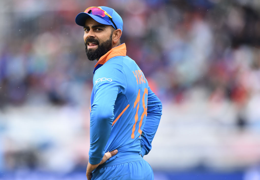 Virat Kohli confirms India's openers for first New Zealand ODI in Rohit Sharma's absence
