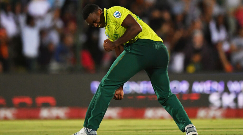 Watch Lungi Ngidi defends 7 runs in thrilling last over win in South Africa vs England 1st T20I