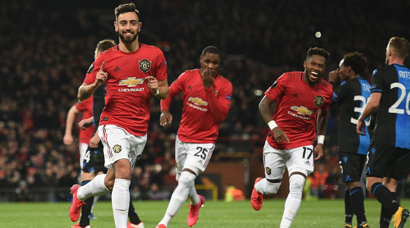 Who will Man Utd face in the Europa League round of 16