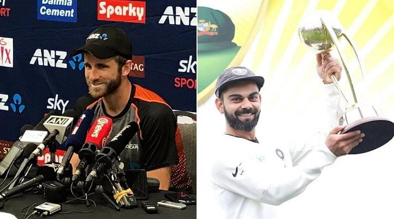 Kane Williamson hails Virat Kohli as best all-format batsman