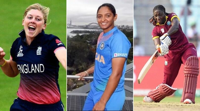 ICC Women's T20 World Cup 2020 All Team Squads and Players List