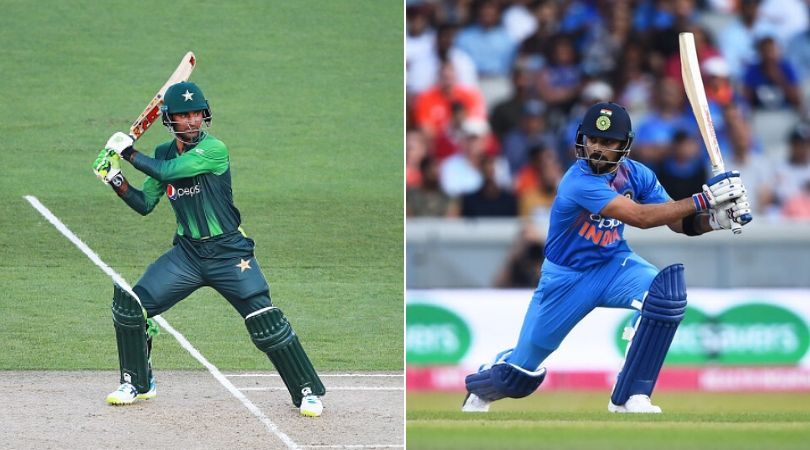 Fakhar Zaman excludes Virat Kohli from his All-time T20 XI
