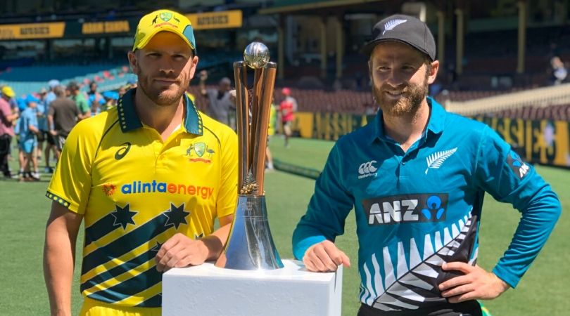 Australia vs New Zealand Live Streaming and Telecast channel 1st ODI: When and where to watch AUS vs NZ Sydney ODI?