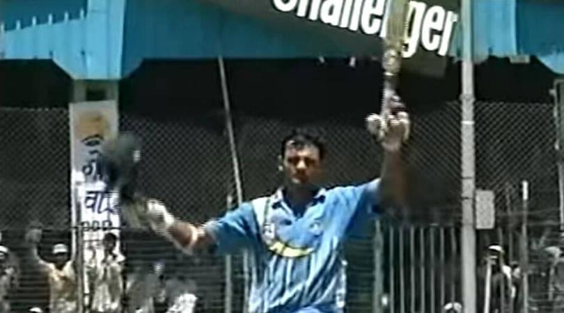 On This Day: Watch Hemang Badani registers maiden ODI century vs Australia in Pune