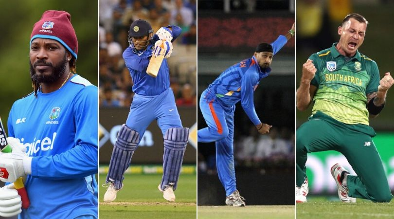 Best ODI XI with active cricketers aged above 35
