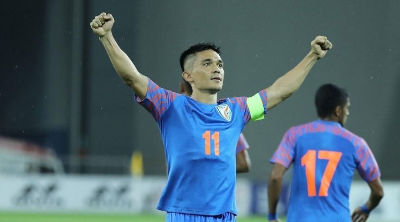 Sunil Chhetri discloses the name of IPL team he would want to represent in the tournament