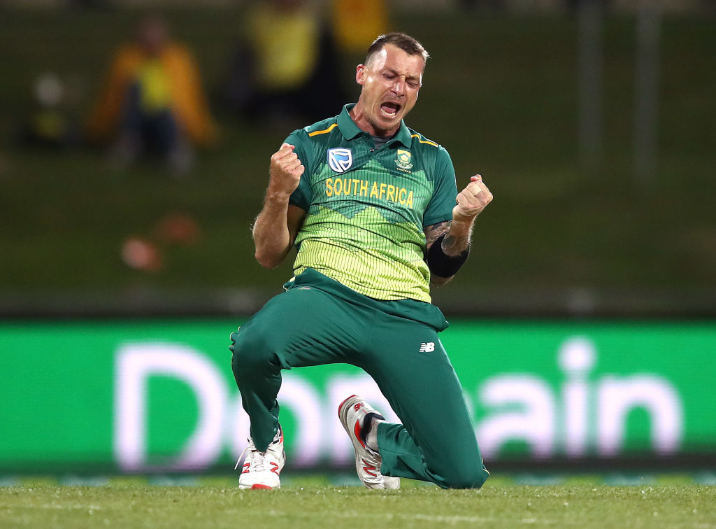 WATCH: Dale Steyn reveals his favourite cricketer and batsman he has dismissed most times