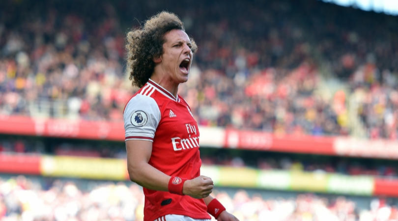 David Luiz reveals Chelsea staff begged him to return after move to Arsenal