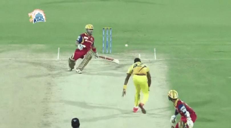 IPL Throwback When Dwayne Bravo spectacularly ran Virat Kohli out during IPL 2015