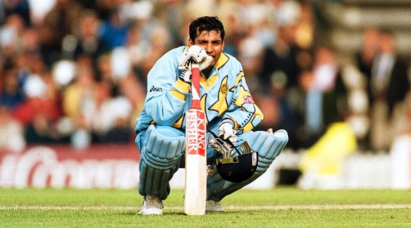 On This Day Watch Ajay Jadeja Scores Maiden Century As Odi Captain Vs Sri Lanka In Pune The Sportsrush