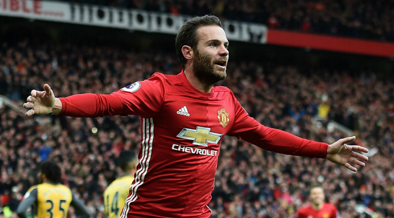 Juan Mata reveals his number one intention with Manchester United