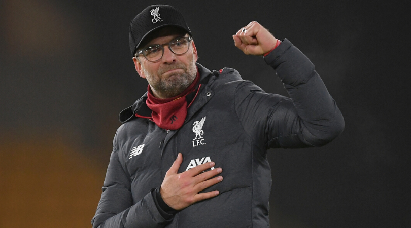 Jurgen Klopp sends message to Liverpool fans after Coronavirus forces Premier League suspension