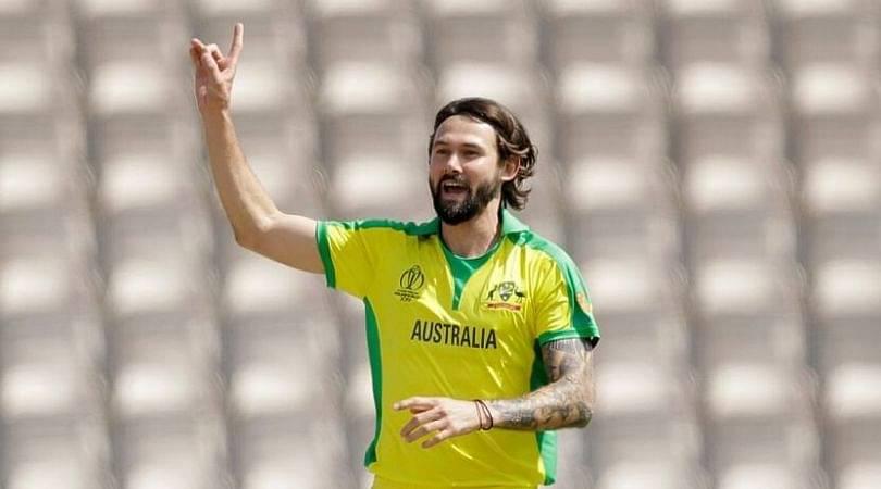 RCB and Australia pacer Kane Richardson misses Sydney ODI due to coronavirus symptons