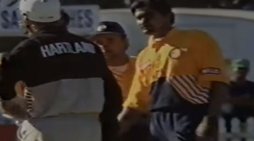 On This Day: Watch Anil Kumble's second ODI five-wicket haul in match-winning spell vs New Zealand in 1994