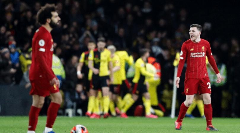 Arsenal react to Watford ending Liverpool's invincible run