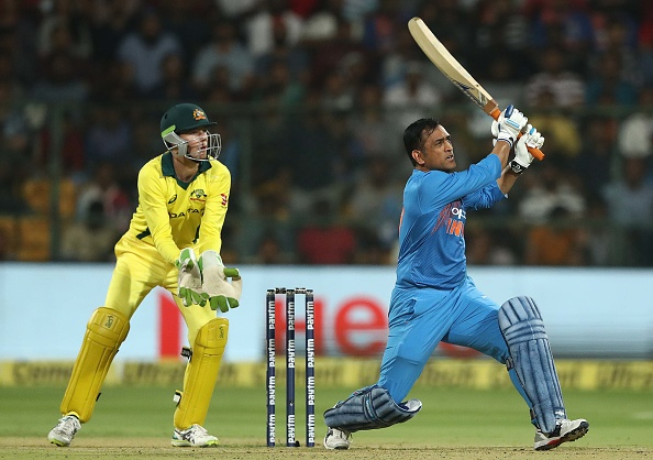 Wasim Jaffer bats for MS Dhoni playing the ICC T20 World Cup 2020 in Australia