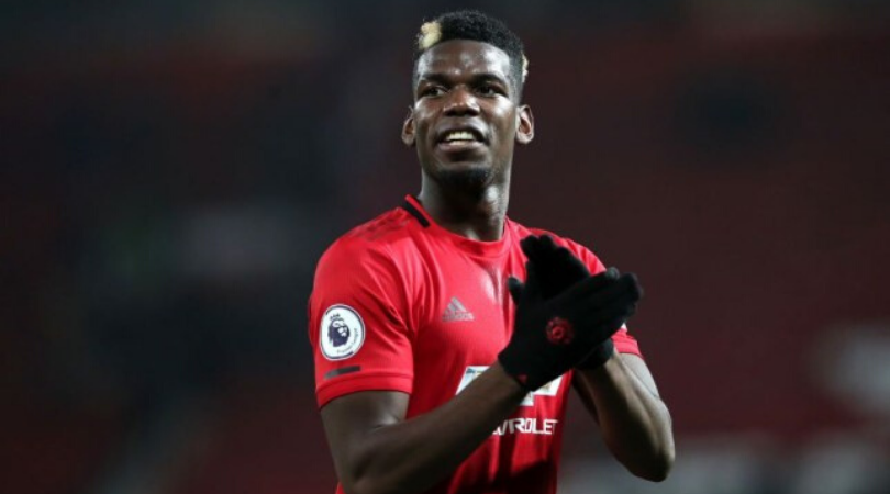 Man Utd star Paul Pogba sends out hilarious tip to prevent Coronavirus