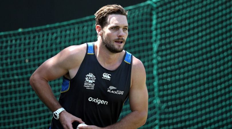 Mitchell McClenaghan shares wife's message regarding COVID-19 in hilarious tweet