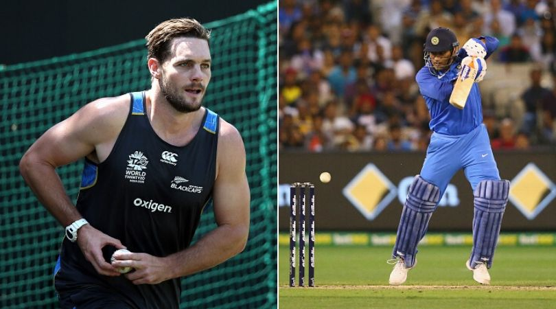 """""""Rather not bowl to him"""": Mitchell McClenaghan shares few words on MS Dhoni"""