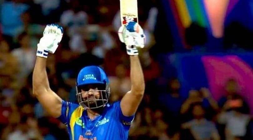 WATCH: Irfan Pathan's commanding half-century powers India Legends to victory vs Sri Lanka Legends