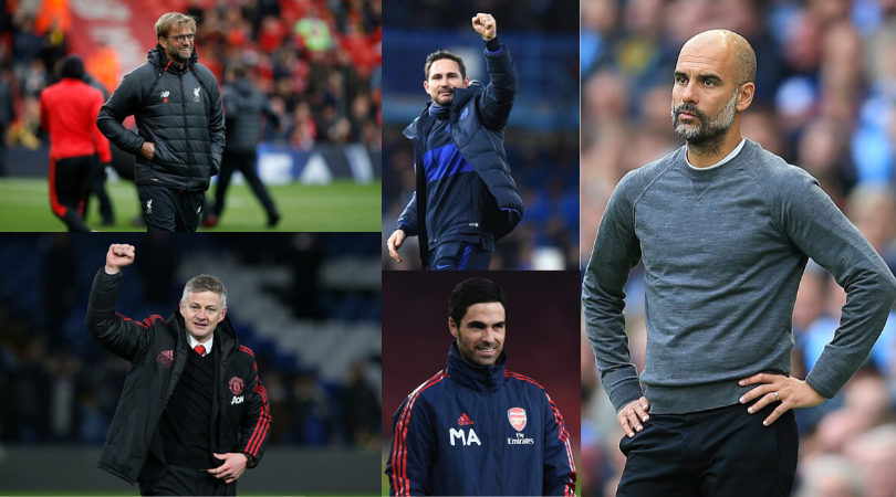 Premier League's original big 4 team up to prevent Man City from playing in the Champions League