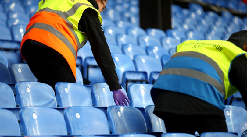 Premier League officials privately admit there is very little chance of football resuming in April