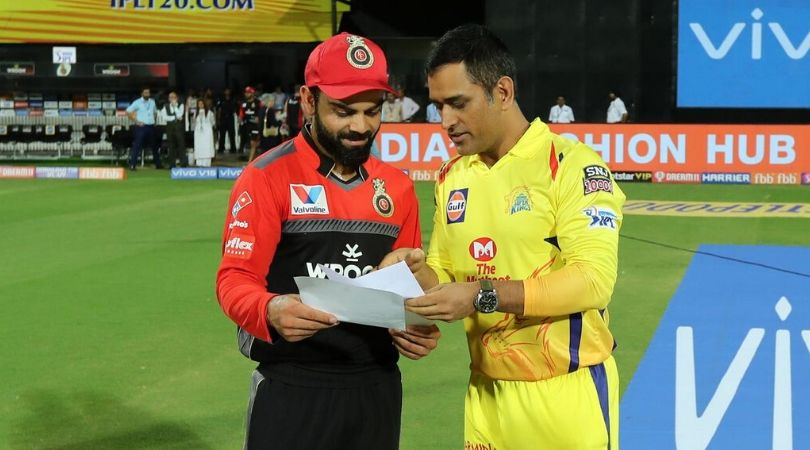 RCB vs CSK Live Telecast and Streaming Channel IPL 2019: When and where to watch Royal Challengers vs Super Kings T20?
