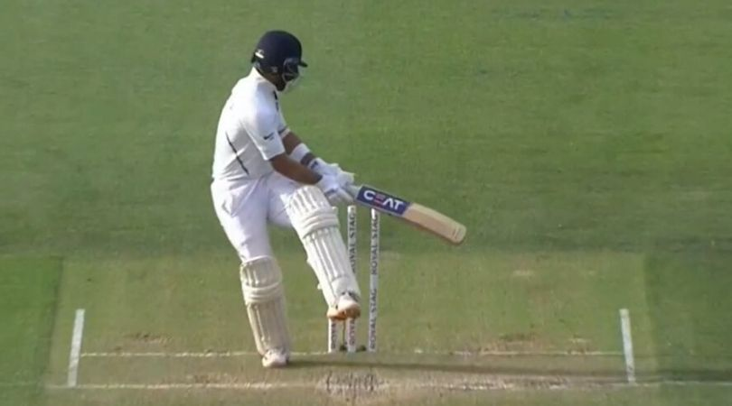 Ajinkya Rahane dismissal vs New Zealand: Watch Indian vice-captain guides short delivery on to stumps to end dismaying innings in Christchurch