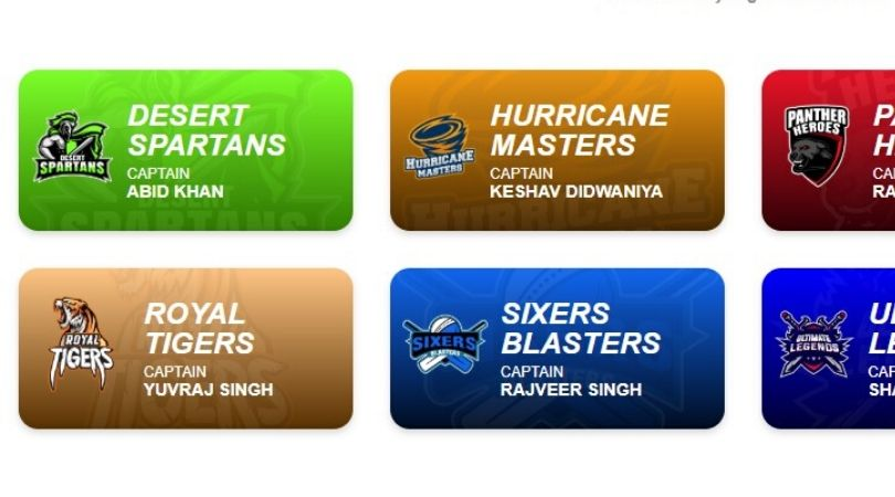 T10 Super League 2020 Full team Squads and Schedule and Fixtures