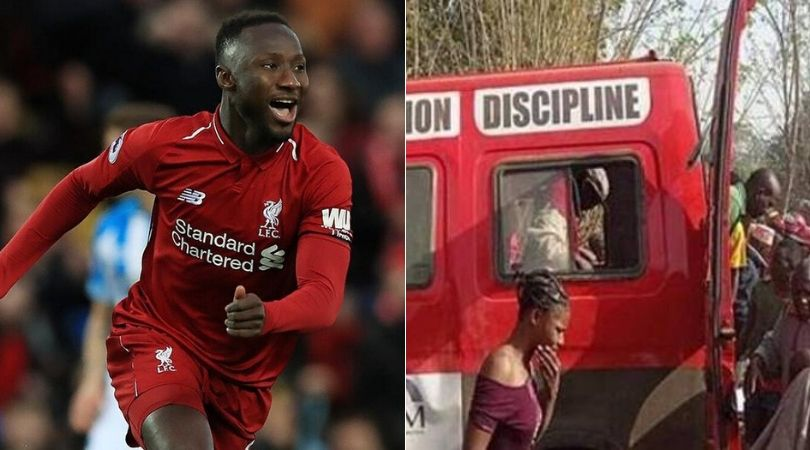 Naby Keita's cousin among casualties after Guinean club's coach crashes