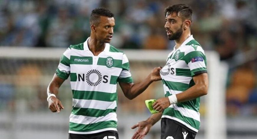 Nani reveals he advised Bruno Fernandes to join Manchester United over local rivals