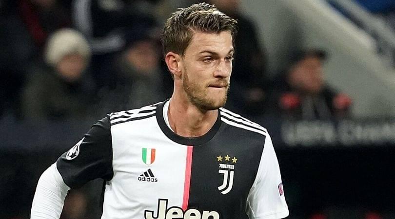 Juventus superstar Daniele Rugani tests positive for coronavirus