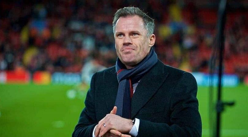 Jamie Carragher raises questions about Premier League title amidst league cancellation claims
