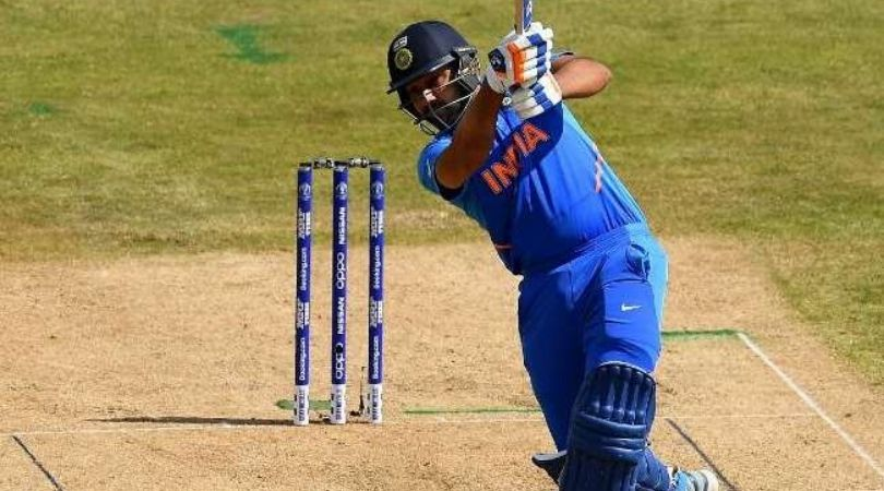 Rohit Sharma only player to hit double ton in T20 match; claims Brad Hogg
