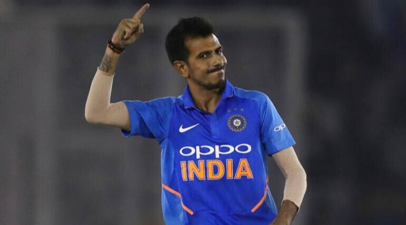 Yuzvendra Chahal gets heated response from fans after he jokes on Coronavirus