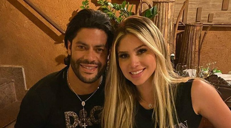 Hulk marries his Ex Wife's niece just 3 months after relevation