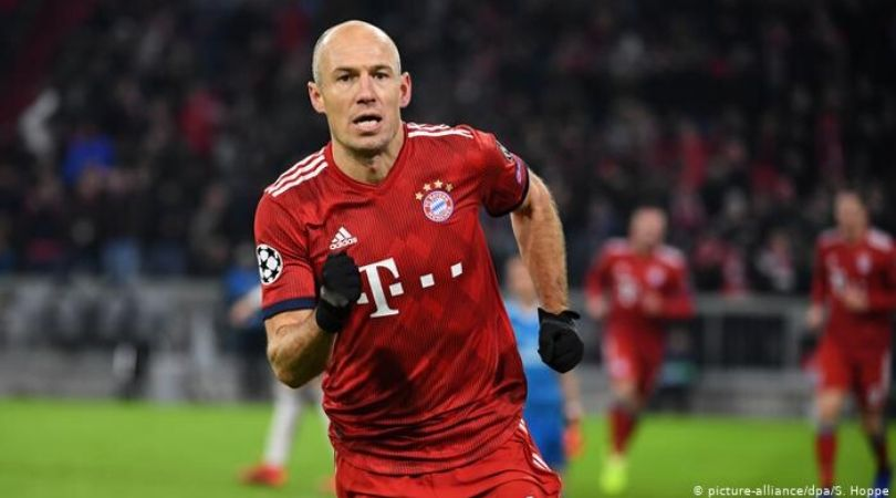 Rio Ferdinand reveals Arjen Robben visted Manchester United but rejected for a reason